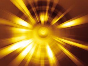 光線の画像