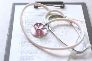 聴診器の画像