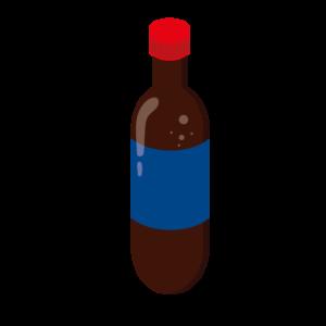 ビンのイラスト