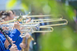 吹奏楽のイメージ